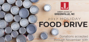 JLG 2017 Holiday Food Drive